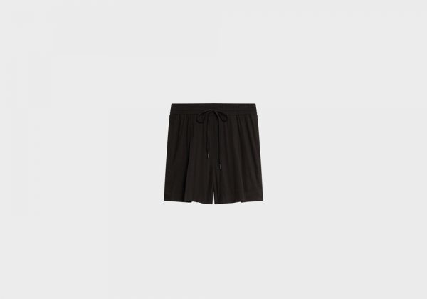 Evening Black Night Skirt